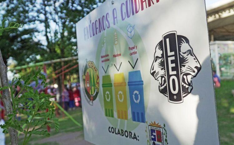 Colaboración de COMAC en el proyecto remodelación de la Plaza Paul Harris