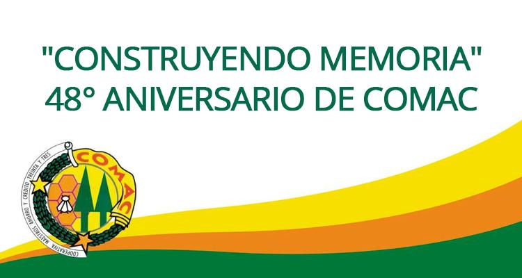 «Construyendo memoria» – 48° Aniversario de COMAC